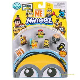 Gru 3 mini figura - 6 db-os
