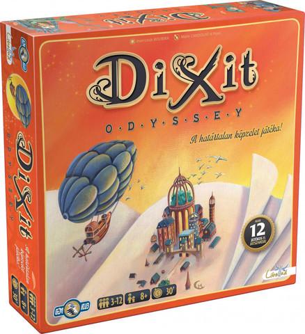 Dixit Odyssey - magyar kiadás (ASM21496)