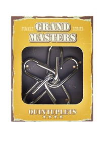 Grand Master Puzzles - Quintuplets