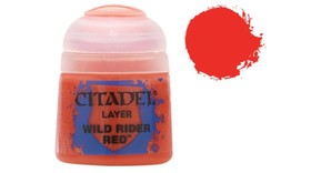 Citadel Layer: Wild Rider Red