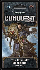 Warhammer 40k: Conquest - Howl of Blackmane (Warlord 1)