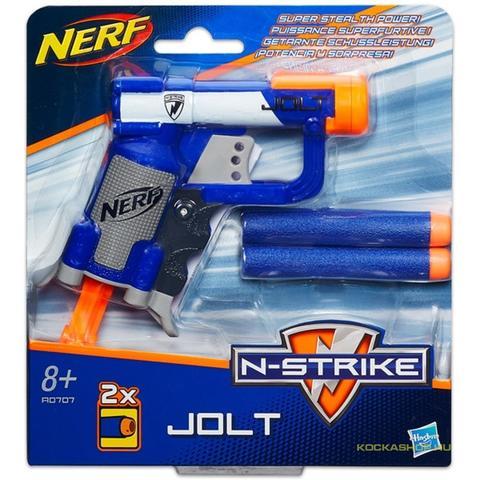 NERF N-Strike: Jolt szivacslövő pisztoly tölténnyel (104039)