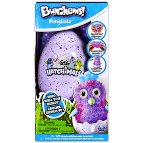 Bunchems: Hatchimals pingvin figura