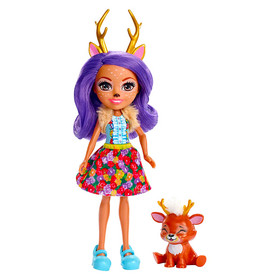 Enchantimals: Danessa Deer figura