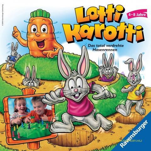 Karotti Spiel