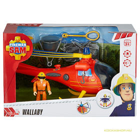 Sam a tűzoltó: Wallaby helikopter