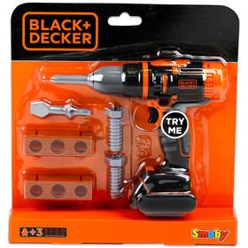 Black and Decker mechanikus fúrógép