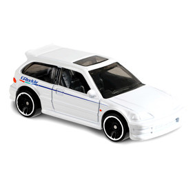 Hot Wheels kisautók: '90 Honda Civic EF