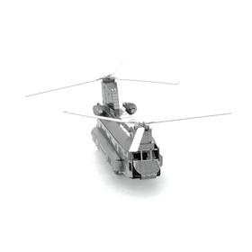Metal Earth Boeing CH-47 Chinook helikopter