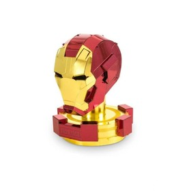 Metal Earth Marvel Avenger Iron Man sisakja